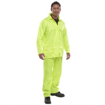 B-Dri NBDS Waterproof Suit Saturn Yellow